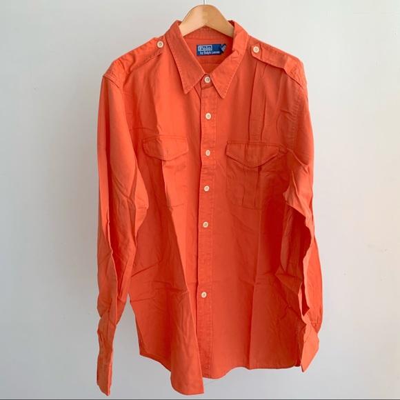 Polo by Ralph Lauren Other - Men's Ralph Lauren XXL Nautical shirt with Patch